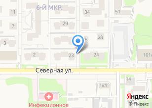 Компания «GLEKOV art project» на карте