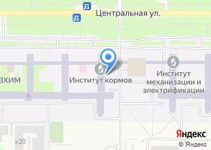 Компания «Габитус» на карте