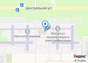 Компания «Сибирский Агропромышленный Дом» на карте