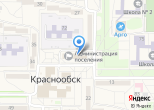 Компания «Краснообский Молодежный Парламент» на карте