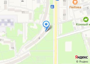 Компания «Адвокат Погудин М. В» на карте