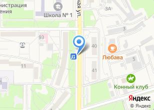 Компания «Центровой» на карте