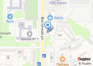 Компания «Шин-trek» на карте