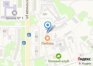 Компания «ДуоМет» на карте