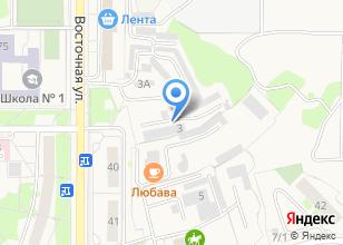 Компания «Сибавтоматика Восток» на карте