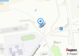 Компания «Гранд Блок Сервис» на карте