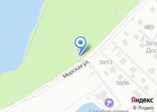 Компания «Юность палаточный туристско-спортивный лагерь» на карте