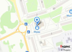 Компания «Книготорг» на карте