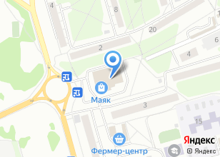 Компания «Многопрофильный сервисный центр» на карте