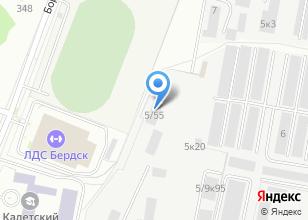 Компания «АЛЬФАСИБ» на карте