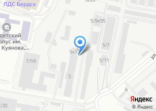 Компания «СибЭкоПром» на карте