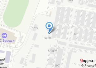 Компания «СибМетРесурс» на карте
