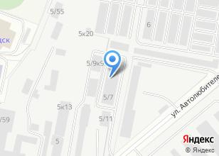 Компания «ФолкРус» на карте