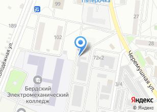Компания «Авто DRIVE» на карте