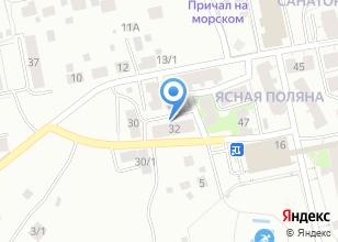 Компания «Стася» на карте