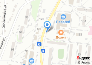 Компания «Киоск по продаже кондитерских изделий» на карте