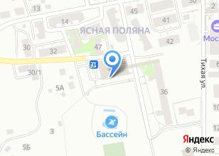 Компания «Банкомат, БИНБАНК, ПАО» на карте