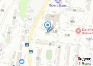 Компания «ШТОЛЬНЯ» на карте