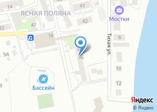 Компания «Аквагрим-Мастер» на карте