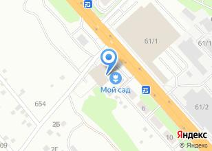 Компания «Банные Технологии» на карте
