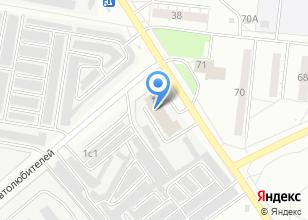 Компания «Пожарная часть №32» на карте