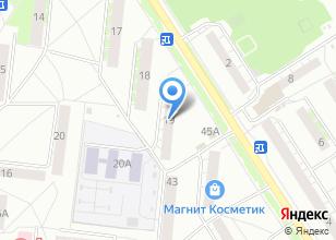 Компания «Тд термоактив» на карте