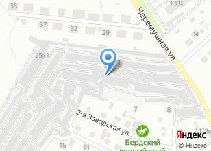 Компания «Стеклосервис» на карте