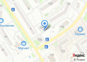 Компания «Электронный город Сервис» на карте