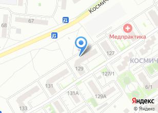 Компания «СтройРегионСервис» на карте