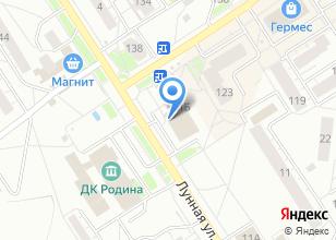 Компания «Банкомат, Банк ВТБ 24, ПАО» на карте