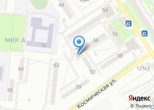 Компания «Мартовский» на карте
