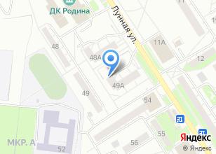 Компания «Авто Лайф» на карте