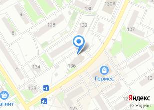 Компания «Ardeco» на карте