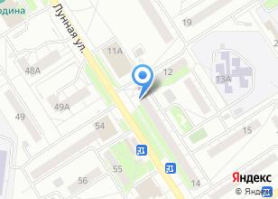 Компания «Микронет» на карте