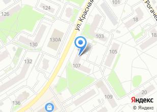 Компания «Расчетно-кассовый центр» на карте