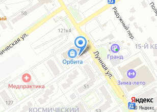 Компания «Gefest» на карте