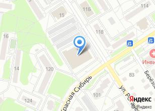 Компания «La Vetrina» на карте