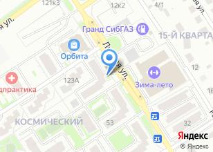 Компания «Сладкая Дюжина» на карте
