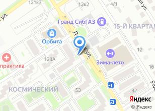 Компания «Инь-Янь» на карте