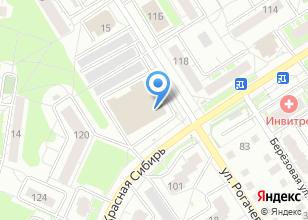 Компания «Мастер Торт» на карте