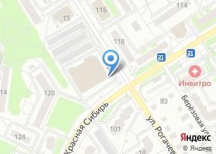 Компания «Electron» на карте