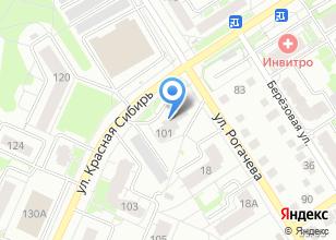 Компания «Международный Автоклуб» на карте