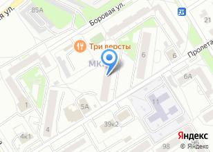 Компания «НОРДЛЕНД» на карте