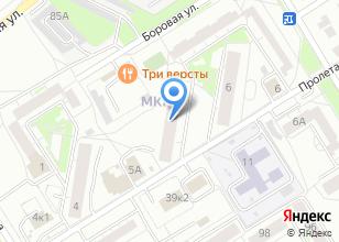 Компания «Сибирский Стандарт компания по эксплуатации жилищного фонда» на карте