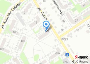 Компания «Нимфодора» на карте