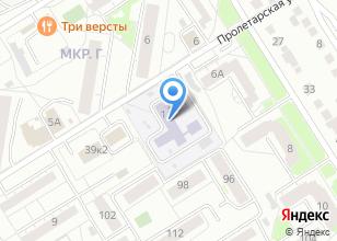 Компания «Детский сад №9 Теремок» на карте