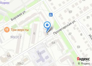 Компания «ГлавПиво» на карте