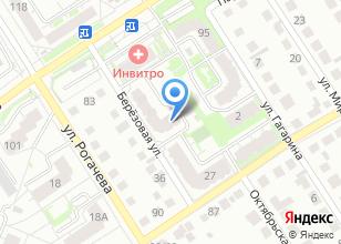Компания «Теплоград54» на карте