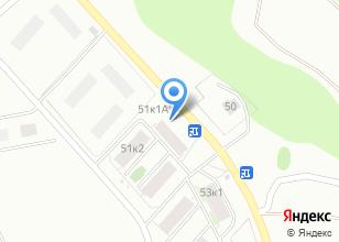 Компания «Строящийися жилой дом по ул. Солнечная (г. Бердск)» на карте
