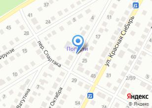 Компания «Байдуки» на карте